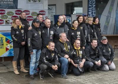 L'équipe de bénévole