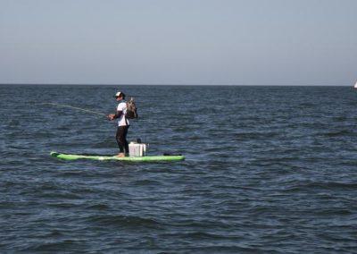 L'équipe paddle